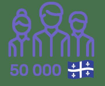 50000 personnes atteintes de l'hépatite c au québec