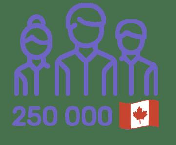 250000 personnes atteintes de l'hépatite c au canada